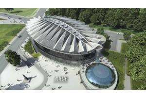 Zlin convention center