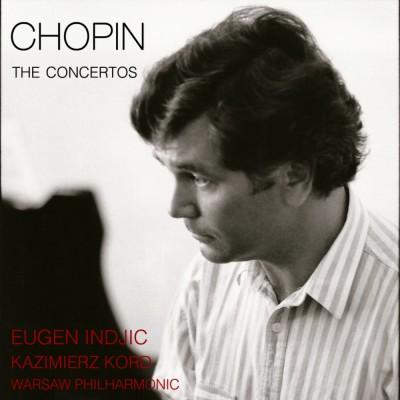 Eugen Indjic - Chopin Concertos