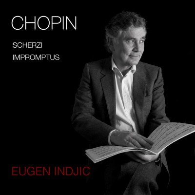 Eugen Indjic - Chopin Scherzi